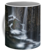 Bottom Of A Waterfall #3 Coffee Mug