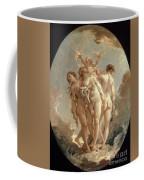 Boucher: Three Graces, 18 C Coffee Mug