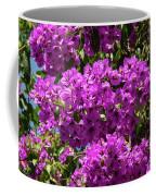 Bougainvillea Blooms Coffee Mug