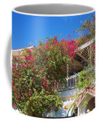 Bougainvillea Villa Coffee Mug