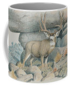 Boulder Buck  Coffee Mug