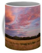 Boulder County Colorado Country Sunset Coffee Mug