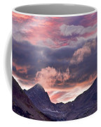Boulder County Colorado Indian Peaks At Sunset Coffee Mug by James BO  Insogna
