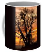 Boulder  County Sunset Coffee Mug