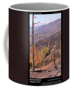 Boulder County Wildfire 5 Miles West Of Downtown Boulder Coffee Mug