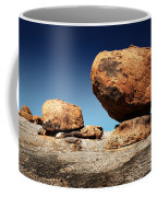 Boulder On Solid Rock Coffee Mug