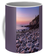 Boulders At Dawn - Vertical Coffee Mug