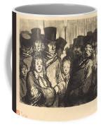 Boulevard Du Temple A Minuit Coffee Mug