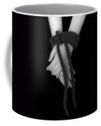 Bound Hands Coffee Mug