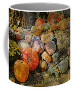 Bountiful Fall Harvest Coffee Mug