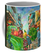 Bounty Full  Coffee Mug