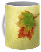 Bouquet De Feuilles / Bunch Of Leaves Coffee Mug