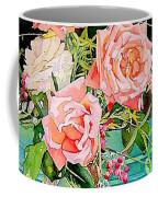 Bouquet De Roses - Marrakech Coffee Mug