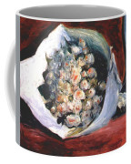Bouquet In A Theater Box Coffee Mug