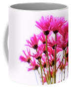 Bouquet Of Chrysanthemums Coffee Mug