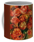 Bouquet Of Flowers 1915 Coffee Mug