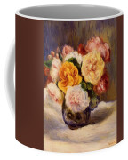 Bouquet Of Roses Coffee Mug
