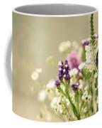 Bouquet Of Wildflowers Coffee Mug