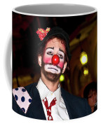 Bourbon Street Clown Mime Coffee Mug