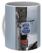 Bourbon Street Signs Coffee Mug
