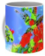 Bougainvillea Glow Coffee Mug