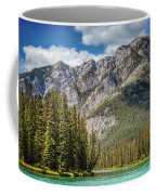 Bow River Banff Alberta Coffee Mug
