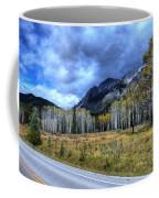 Bow Valley Parkway Banff National Park Alberta Canada Coffee Mug