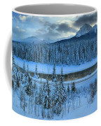 Bow Valley River Giant Panorama Coffee Mug