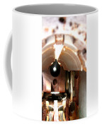 Bowfin Submarine 22mm Deck Gun Coffee Mug