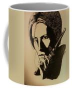 Bowie's Got A Gun Coffee Mug
