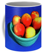 Bowl Of Apples Coffee Mug