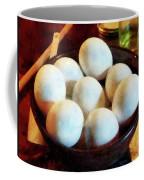 Bowl Of Eggs Coffee Mug