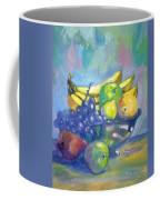 Bowl Of Fresh Fruit Coffee Mug