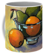 Bowl Of Fruit 4 Coffee Mug