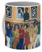 Bowl Train Coffee Mug