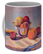 Bowl With Fruit Coffee Mug
