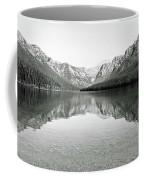Bowman Lake - Glacier National Park 2 Coffee Mug