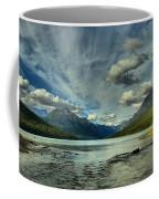 Bowman Lake Montana Coffee Mug