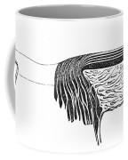 Bowmans Membrane, Retinal Layers, 1842 Coffee Mug