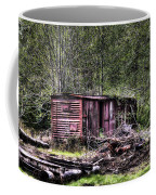 Box Car Coffee Mug