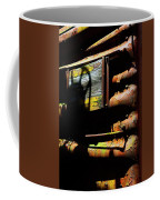Boxcar Past Its Time Coffee Mug