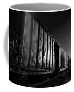 Boxcar Sunrise Coffee Mug