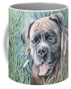 Boxer Yosi Coffee Mug