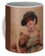 Boy And Bear  Coffee Mug