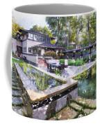 Boynton House Oil Painting Coffee Mug