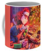 Boys And Their Trains Coffee Mug