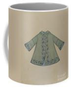Boy's Coat Coffee Mug