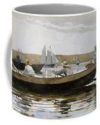 Boys In A Dory, By Winslow Homer, Coffee Mug