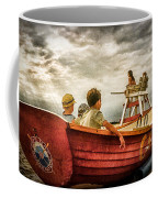 Boys Of Summer Cape May New Jersey Coffee Mug