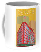 Denver Brown Palace/gold Coffee Mug